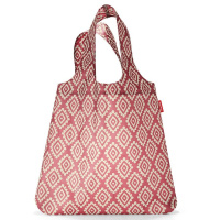 Сумка складная mini maxi shopper diamonds rouge