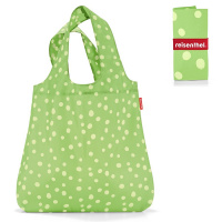 Сумка складная mini maxi shopper spots green