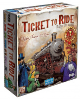 Ticket to Ride.Америка