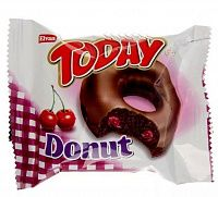 Пончик Today Donut Cherry Вишня 50г