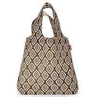 Сумка складная mini maxi shopper diamonds mocha